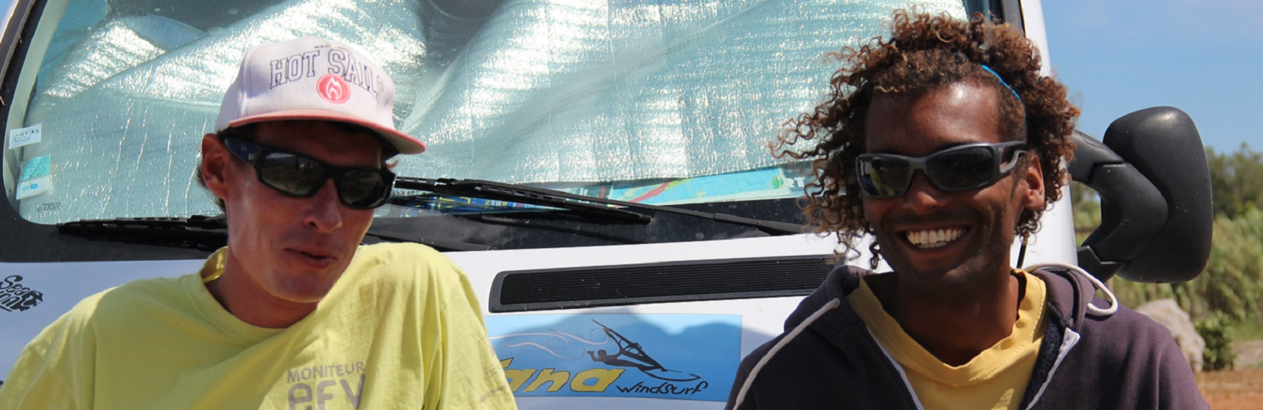 Kontakt zum Team von Tramontana Windsurf