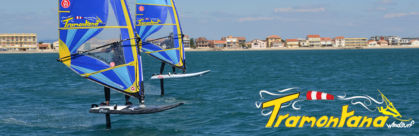 Tramontana Windsurf, your custom windsurf school !