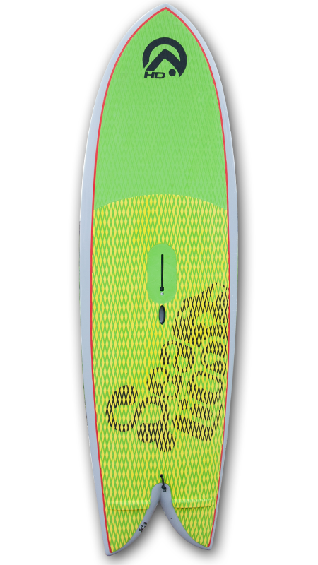 Sealion 8.3 : le WindSUP par AHD boards.
