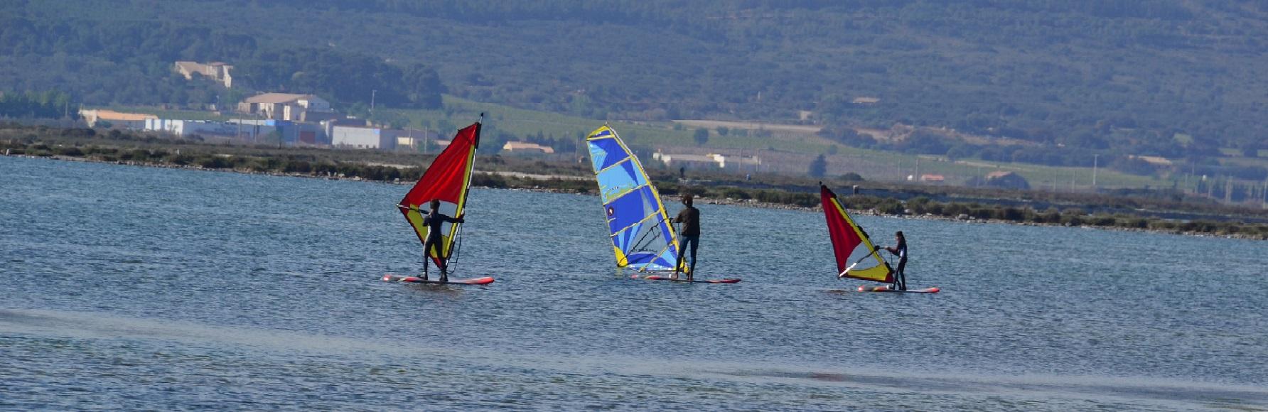 Tramontana Windsurf, l'école de planche à voile sur mesure !