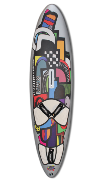 informations about DGW pro models : radical wave board
