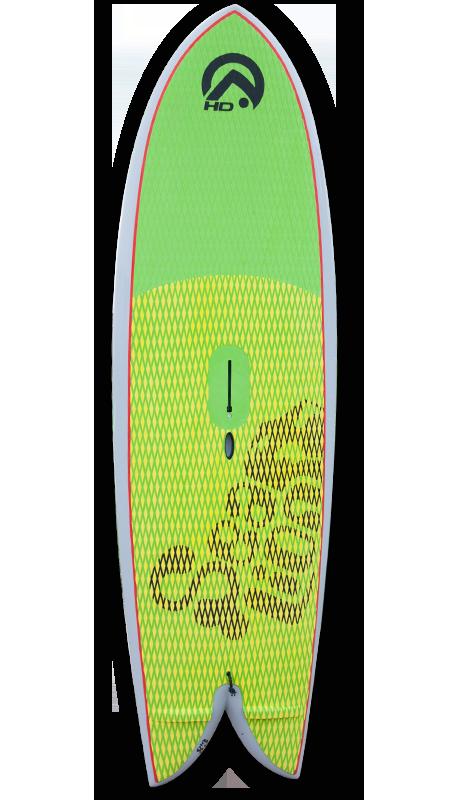 Sealion 8.3 : le WindSUP par AHD boards.