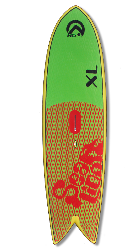 Sealion XL : le WindSUP version XL par AHD boards.