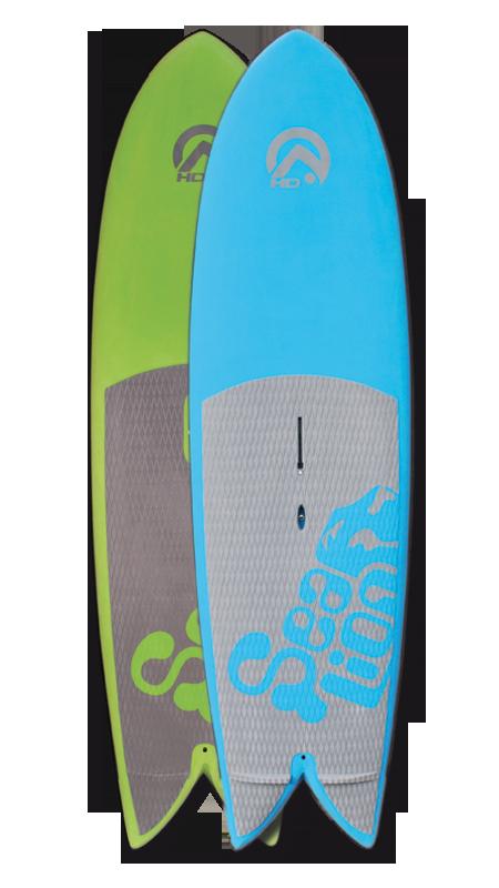 Summerboard : version école du Sealion par AHD boards.