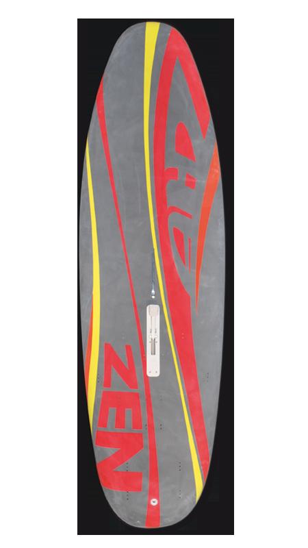 Zen : la planche débutant par AHD boards.